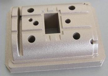 Empreinte-DMLS-Fusion de poudre métallique